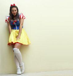 Costume Snow White   Carnaval Funidelia  Branca de Neve   Funidelia