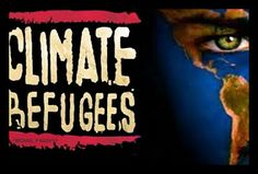 22  JUN  2013  Climate Refugees Intensify Global Warming Debate      People on different sides of the #globalwarming debate now must consider a new element to the discussion as countries around the world try to address the question of how to treat #climate #refugees