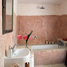 salle de bain ethnique 9
