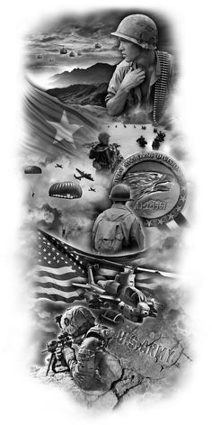Veteran tattoo ideas