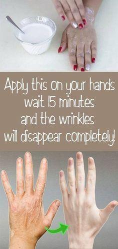 Anti Aging Hand Cream, Creme Anti Age, Beauty Care, Beauty Skin, Health And Beauty, Beauty Box, Beauty Makeup, Healthy Beauty, Diy Beauty