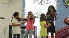 Berkeley's Elementary Spring Concert - Violin Club