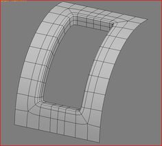 FAQ: Как у модели дем формы? Практические мини-Tuts для механической SUB-D АКА Добавить еще ГЭП - Страница 45 - Polycount форумов