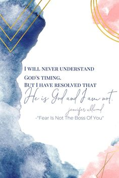 This book is for any woman who has ever been overwhelmed with indecision, paralyzed with fear, or just plain stuck. With no-nonsense biblical truth, Fear Is Not the Boss of You is a loving kick in the backside that will catapult you into ACTION. Inspirational Quotes About Love, Inspirational Message, Bible Words, Bible Verses, Praise Quotes, Sanji One Piece, Words Of Encouragement, Writing A Book, Book Covers