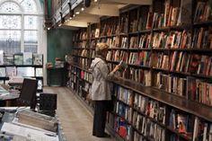 A book lover's heaven.