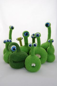 Smile please! by feltfinland, via Flickr