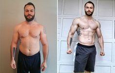 Joshua Ingraham transformation
