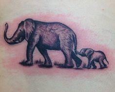 Elephants + Family