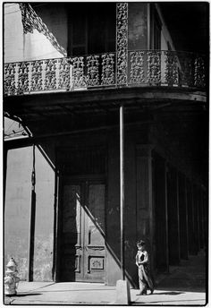 New Orleans 1947 ~ Henri Cartier-Bresson