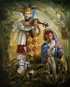 Michael Cheval - Fairness of Bluff (2006)