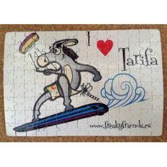 I love Tarifa. 120 piezas