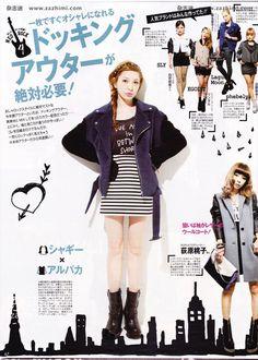 #ViVi Magazine October 2012