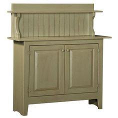 Chelsea Home Furniture 465-0225-S Sarah Shaker Sideboard in Sage