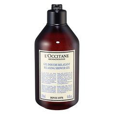 Buy L'Occitane Aromachologie Relaxing Bath & Shower Gel, 250ml.