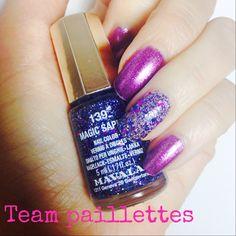 #teampaillettes