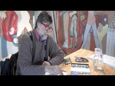 I TUTORIAL DI JACOPO FO: Le tecniche base per dipingere con gli Acquerelli - YouTube