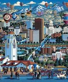 Boise by Eric Dowdle