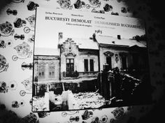 Demolished Bucharest (book cover)