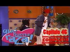 Qué Buena Raza Capitulo 46 Completo - YouTube