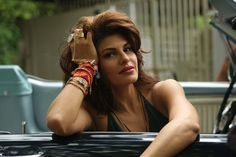 Jacqueline Fernandez Has Probably Never Looked THIS Glam Before in Roy.