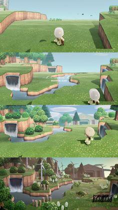 Animal Crossing Wild World, Animal Crossing Guide, Animal Crossing Villagers, Animal Crossing Qr Codes Clothes, Animal Crossing Pocket Camp, Ac New Leaf, Theme Nature, Island Theme, Motifs Animal