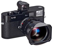 Leica M8.2 21mm f/1.4