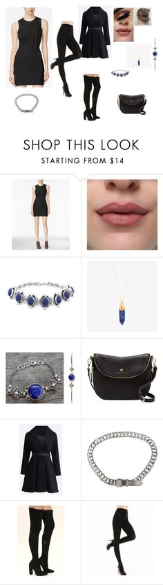 """""""Date Night"""" by wiccangirl ❤ liked on Polyvore featuring Armani Exchange, NOVICA, Vince Camuto, Gucci, Cape Robbin and Berkshire"""