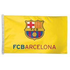 FC Barcelona Flag - Soccer