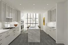 Kitchen...UPPER EAST SIDE PENTHOUSE FOR SALE - SEE THIS HOUSE ($20 Million)