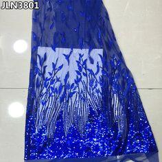 Cheap Jln3801 alta calidad africana de los cequis de Tulle tela de encaje de malla, moda tela tul francés de áfrica 5 yardas, Compro Calidad Encajes directamente de los surtidores de China:                    Estamos especializados en la producción de todo tipo de                          Tela,