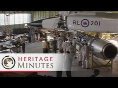 Heritage Minutes: Avro Arrow - YouTube