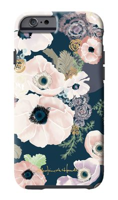 Une Femme Phone Case by Khristian A. Howell for iphone and samsung