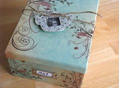 *remember when* gift box idea, perfect for anyone! just fill it with stuff from the year they were born.