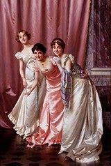The Three Graces ~ Vittorio Reggianini
