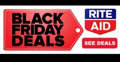 Best 2016 Rite Aid Black Friday Deals – 5 FREEBIES!