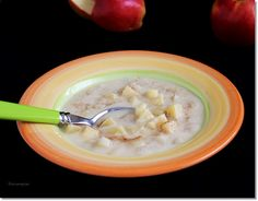 Almakrémleves recept - ha unod a hagyományos leveseket Oatmeal, Facebook, Breakfast, Food, The Oatmeal, Morning Coffee, Meal, Essen, Hoods