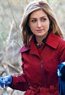 Sasha Alexander as Dr. Maura Isles Rizzoli and Isles
