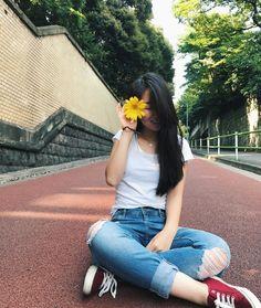 """134 Likes, 10 Comments - Harumi Uemura (@harugrogui) on Instagram: """"More flowers, please """""""