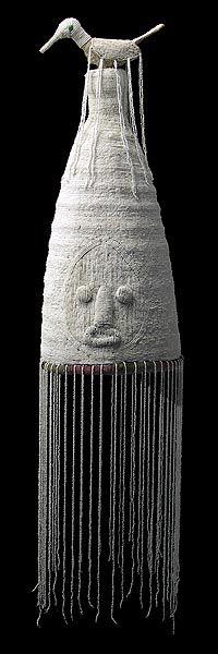 Yoruba Beaded Crown 67, Nigeria
