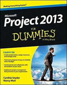 Project 2013 For Dummies