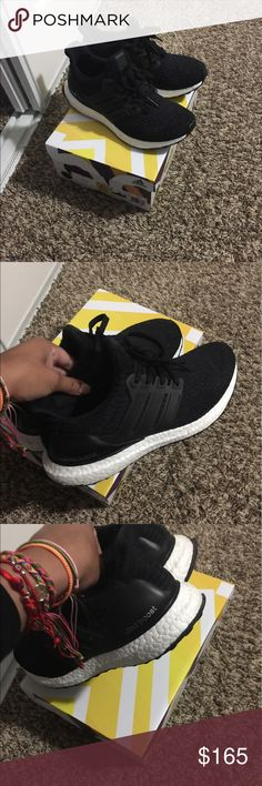 Adidas ultraboost Likes new used three times Adidas Shoes Athletic Shoes