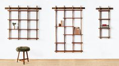 The award-winning Sticotti Bookshelf is modular and sustainably made. Watch our live stream as each piece is handcrafted just for you.