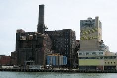 Domino Sugar Factory in Williamsburg | 21 Classic NYC Spots That Closed Forever In 2014
