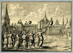 Volgens de overlevering verzamelde Trijn van Leemput op 2 mei 1577 een grote groep vrouwen en trok op naar kasteel Vredenburg. Daar gaf ze het signaal om het kasteel te slopen.