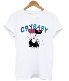 Melanie Martinez Cry Baby art T shirt #tshirt #shirt #graphicshirt #funnyshirt