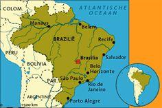 Brazilië - Spreekbeurten.info
