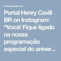 """Portal Henry Cavill BR on Instagram: """"Você! Fique ligado na nossa programação especial do aniversário de 1 ano da visita do @henrycavill ao Brasil! #1anoatrás #1yearago #henrynobrasil #henryinbrazil #wemissyouhenry #henrycavill #superhenry #PHCBR  Portal Henry Cavill BR portalhenrycavillbr.com twitter.com/pthenrycavillbr instagram.com/portalhenrycavillbr"""""""