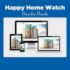 Congratulations to Happy Home Watch of Dunedin FL on the launch of your new responsively designed website. Website: http://happyhome.watch/ #DunedinFL #ResponsiveDesign #WebDesign #HomeWatch #digital #interface #mobile #design #application #ui #ux #userinterface #photoshop #userexperience #inspiration #uxdesignmastery #creative  #pixel #behance  #designer #website #programming #art #work #concept #amazing #uxdesigning Did you know? RooSites is hiring sales people in the Dunedin Clearwater…