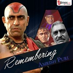 #AmrishPuri is one of the Iconic villain's of Indian cinema & shall always be remembered as 'Mogambo'. On his death anniversary, let's have a look at some of his unknown facts-
