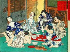 pin by ilka deri on japan festeszet metszetek nyomatok ukiyoe hokusai japan